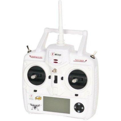 Радиоуправляемый квадрокоптер WL Toys V303 Seeker GPS FPV 2.4G - V303